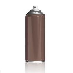 Краски - Краска аэрозольная шоколад (8017), 0