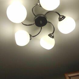 Люстры и потолочные светильники - Люстра потолочная новая 2шт., 0