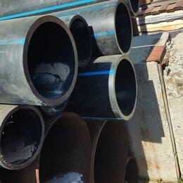 Водопроводные трубы и фитинги - Труба пластиковая пнд , 0