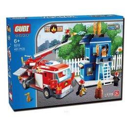Автокресла - Конструктор Пожарная станция станция 9215 431 дет., 0