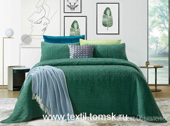 Покрывало Tango Emilia двуспальное Коллекция Эмилия, материал жаккард по цене 4799₽ - Пледы и покрывала, фото 0