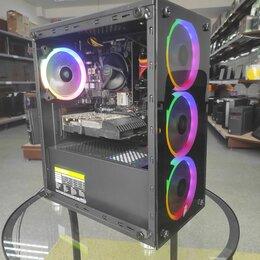 Настольные компьютеры - Игровой ПК - i7 7700(i3 10100)/8Gb/SSD/GTX1050Ti, 0
