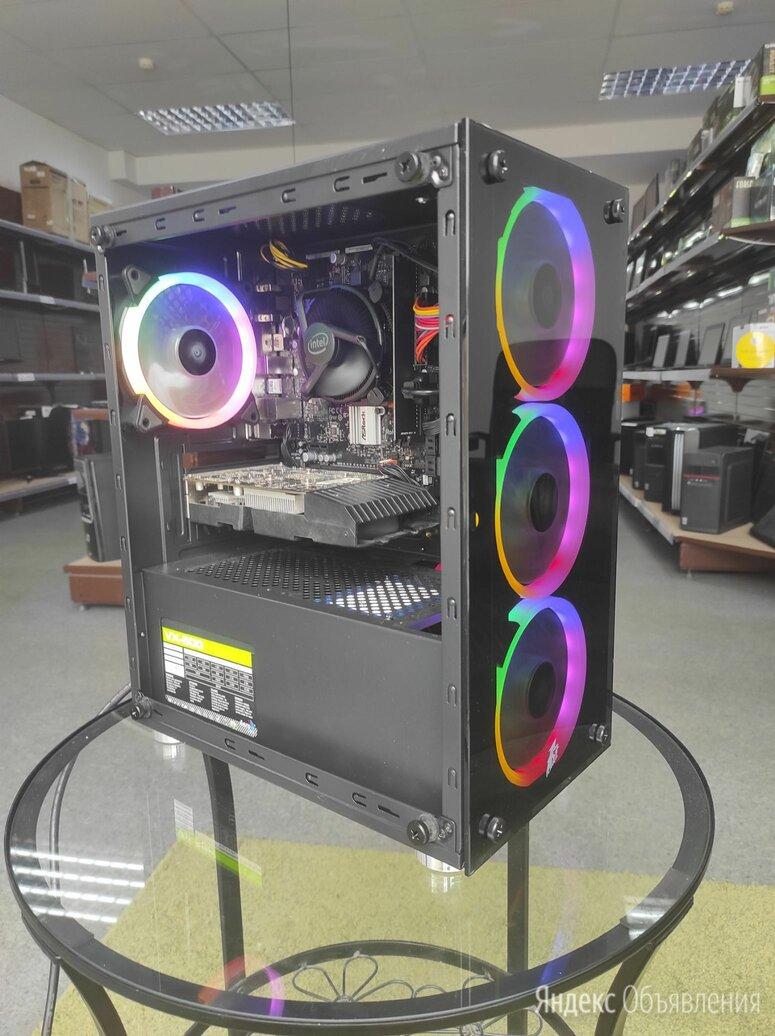 Игровой ПК - i7 7700(i3 10100)/8Gb/SSD/GTX1050Ti по цене 34900₽ - Настольные компьютеры, фото 0