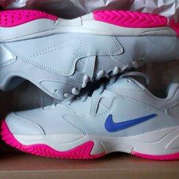 Кроссовки и кеды - Nike Court lite р.37,5 новые кожа Индонезия , 0