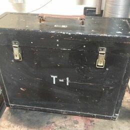 Корзины, коробки и контейнеры - Ящик алюминиевый от тестера Т-1, 0
