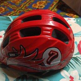 Шлемы - Защитный велошлем детский uvex, 0