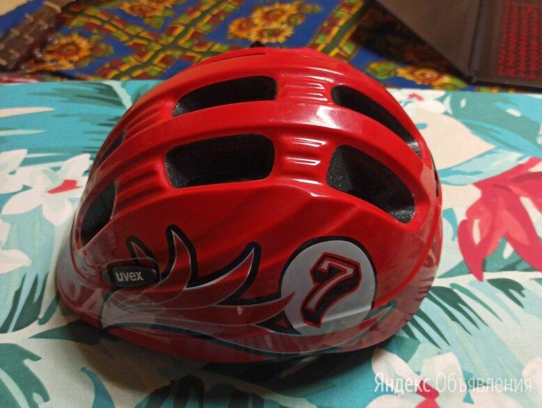 Защитный велошлем детский uvex по цене 700₽ - Шлемы, фото 0