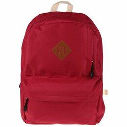 Рюкзаки - Рюкзак 46*32*15см, 1 отделение, мягкая спинка, с отражателями, 0