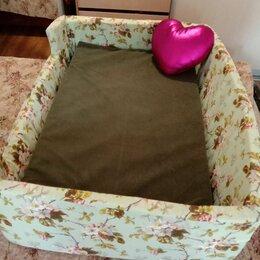 Лежаки, домики, спальные места - Лежанка для крупной собаки, 0