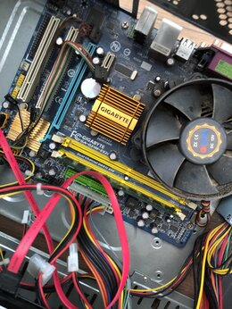 Настольные компьютеры - ПК 2 гига 2 ядра под апгрейд , 0