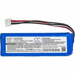Запчасти к аудио- и видеотехнике - Аккумуляторная батарея CS-JML330SL для JBL Charge 3 3.7V 6000mAh 22.20Wh, 0