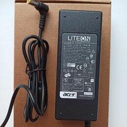 Блоки питания - Блок питания Acer 19V 4.74A 5.5x1.7 Новый, 0