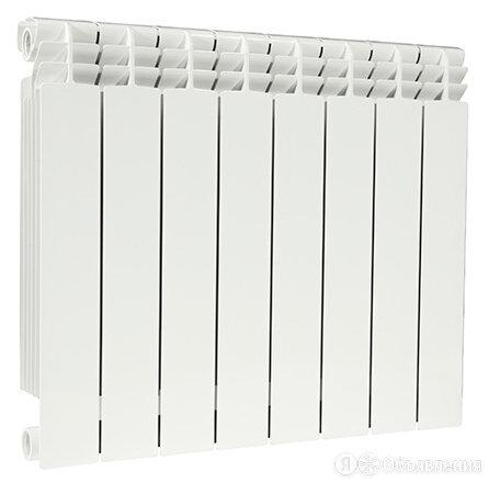 Радиатор биметаллический Fondital Alustal 500/100 x8 по цене 8464₽ - Радиаторы, фото 0