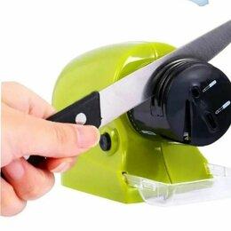 Мусаты, точилки, точильные камни - Универсальная точилка для ножей и ножниц 4 в 1,новая. ., 0