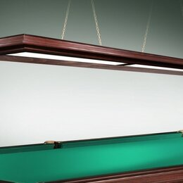 Походная мебель - Лампа для бильярдного стола 9 - 10 ф. Evolution, 0