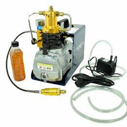 Аксессуары и принадлежности - Насос Компрессор высокого давления 300 бар новый воздушный электрический , 0
