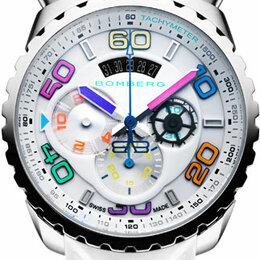 Карманные часы - Карманные часы Bomberg BS45CHSS.049-5.3, 0