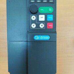 Преобразователи частоты - Частотные преобразователи 380В от 1,5-55 кВт, 0