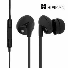 Наушники и Bluetooth-гарнитуры - Наушники HiFiMan RE-300a, 0