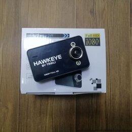 Видеорегистраторы - Видеорегистратор Hawkeye By Trikli 1080 full HD, 0