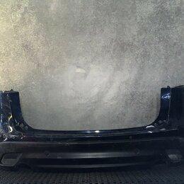 Кузовные запчасти - Бампер задний Mazda CX-5, 0