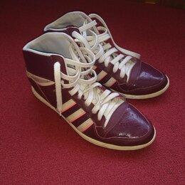 Кроссовки и кеды - Кеды женские Adidas , 0