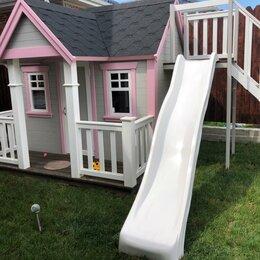 Игровые домики и палатки - Детский домик для улицы, 0