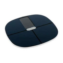 Напольные весы - Весы напольные Kitfort КТ-809, диагностические, до 180 кг, 4хААА, стекло, Blu..., 0