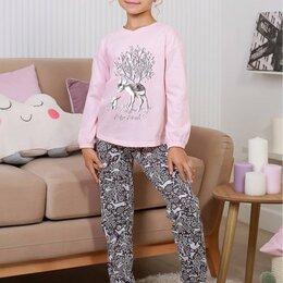 Домашняя одежда - Костюм для девочки Бэмби-2, 0
