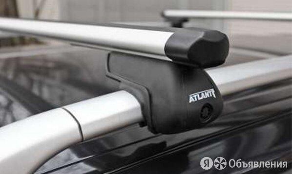 Багажник на крышу Атлант для Renault 5d Duster SUV 2015-н.в. (высокие рейлинг... по цене 4400₽ - Перевозка багажа, фото 0