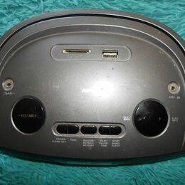 Музыкальные центры,  магнитофоны, магнитолы - Hyundai / аудиомагнитола h-pcd380, 0