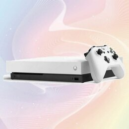 Игровые приставки - Игровая приставка Microsoft Xbox One X белый + Fallout 76. Уценено., 0