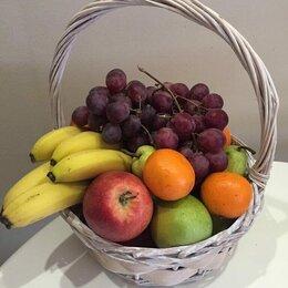 Подарочные наборы - Корзинка фруктов, 0