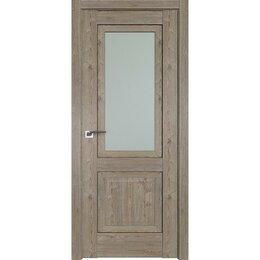 Межкомнатные двери - Дверь межкомнатная Profil Doors 2.88XN Каштан темный - со стеклом, 0