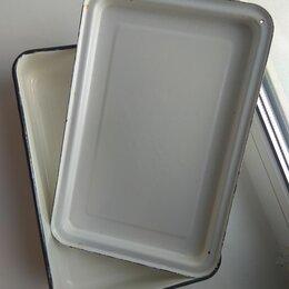 Блюда, салатники и соусники - Лоток эмалированный для холодца ссср, 0