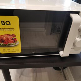 Микроволновые печи - Микроволновая печь BQ MWO-20004SM/W, 0