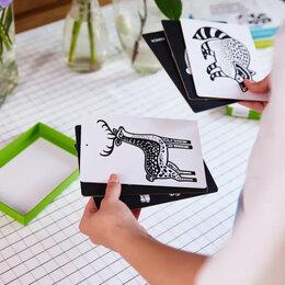 Дидактические карточки - Детские карточки, 0
