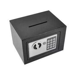 Сейфы - Маленький сейф с кодовым замком, 0