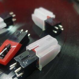 Аксессуары для проигрывателей виниловых дисков - Головка звукоснимателя для виниловых проигрывателей пьезо, 0