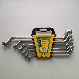 Рожковые, накидные, комбинированные ключи - Набор накидных ключей, 0