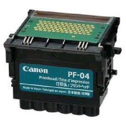 Комплектующие для плоттеров - Печатающая головка Canon Canon PF-04 3630B001, 0