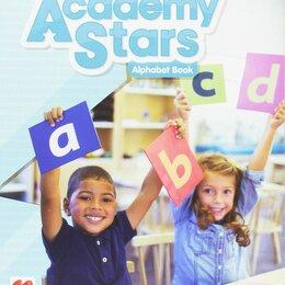 Обучающие плакаты - Academy Stars Starter Alphabet Book, 0
