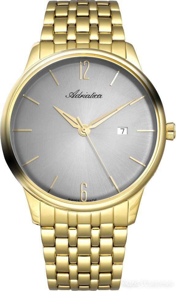 Наручные часы Adriatica A8269.1157Q по цене 16900₽ - Наручные часы, фото 0