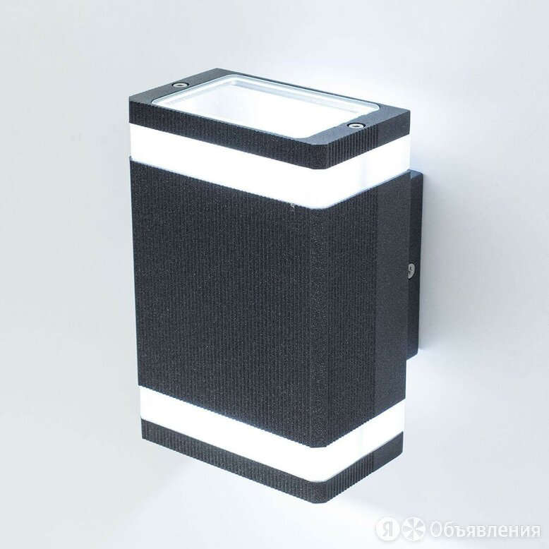 Уличный настенный светодиодный светильник Citilux CLU0005D по цене 6990₽ - Интерьерная подсветка, фото 0