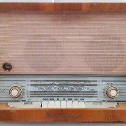 Проигрыватели виниловых дисков - Ламповая радиола неринга 1959 г, 0