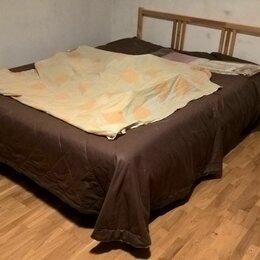 Кровати - кровать массив с матрасом  Икеа, 0