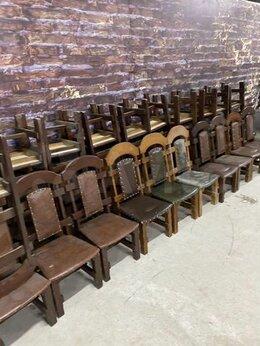 Мебель для учреждений - Стулья массив, 0
