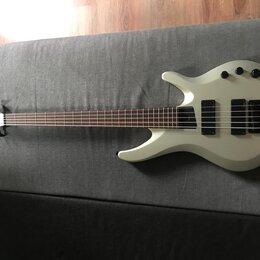 Электрогитары и бас-гитары - Бас гитара Washburn bb5, 0