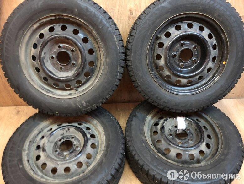 Зимняя резина 195. 65. R15 Bridgestone по цене 9200₽ - Шины, диски и комплектующие, фото 0