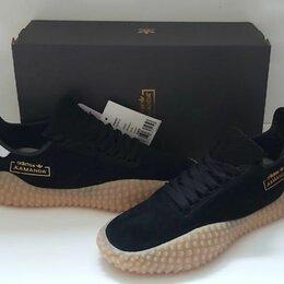 Кроссовки и кеды - Кроссовки Adidas Kamanda (черные41;42;45), 0